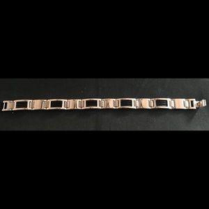 Other - Stainless steel men's bracelet